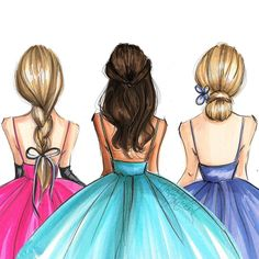 Cute art, bff drawings, drawings of friends, cute best friend drawings, car Best Friend Drawings, Girly Drawings, Art Drawings Sketches, Cartoon Drawings, Drawing Of Best Friends, Cute Drawings Of Girls, Bff Pics, Friend Pictures, Meme Pictures
