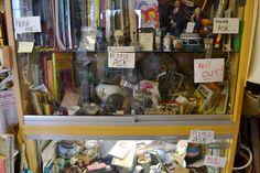 bossy flea market signs