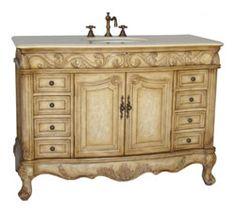 """48"""" Diana (BA-2882MLT) : Bathroom Vanity"""