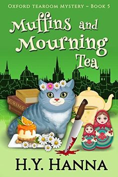 Dark Witch Creamy BEWITCHED BY CHOCOLATE Mysteries Book 1 By Hanna HY See More Muffins And Mourning Tea Oxford Tearoom 5