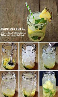 3 công thức đồ uống không thể bỏ lỡ trong những ngày oi bức, do uong, DO UONG - Kenh14.vn