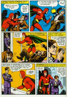 comic book pages - Google Search