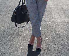 Petite Paulina - Summer Styling – Workwear - SS16 Fashion