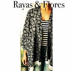 #rayasyflores #combinaciones blackandwhite