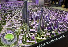 China to fund 'new Cairo' megaproject