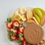 Got a fruit-lover at your party? Try this delectable Nutella Dip that only take three ingredients!