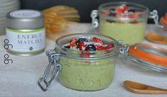 Porridge coco matcha et fruits – Des recettes à Gogo – Recettes Maison – Simples – Veggies by Gogo