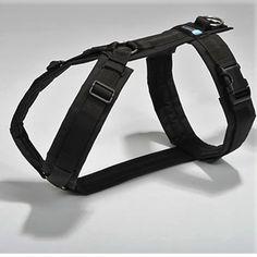 Hondentuig Fun  zwart   S AnnyX Dog Accesories, Accessories, Shops, Cocker Spaniel, Belt, Bracelets, Leather, Dog Food, Linen Fabric