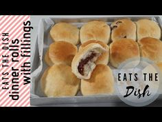 Dinner rolls or bread buns are flaky but soft and buttery. It is easy and straightforward, even a novice baker can make one. Roll Eat, Bread Bun, Recipe Please, Corned Beef, Dinner Rolls, The Dish, Hot Dog Buns, Tuna, Make It Yourself