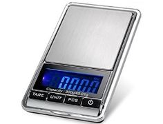 TBBSC Smart Weigh Scale High Precision Digital Pocket Scale Reloading, Jewelry And Gems Weight Scale, TBBSC Smart Digital Table-Top Scale Digital scale, capacity and readability ; Easy-to-read Backlight LCD display. Electronic Kitchen Scales, Digital Kitchen Scales, Science Supplies, Lab Supplies, Digital Pocket Scale, Digital Scale, Smart Weight Scale, Diamond Scale, Jewelry Scale