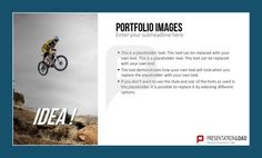 Combine images and text to describe your project or business ideas. Find this slide plus the whole set on our online shop at http://www.presentationload.com/image-layouts.html