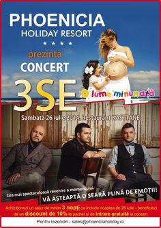#concert #phoeniciaholidayresort #3SE