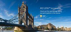 Rio 2016™ in London