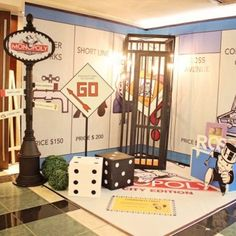 Ross' Monopoly Themed Party – Birthday Matthew's Lego Movie Themed Party – Birthday Lego Birthday Party, 7th Birthday, 1st Birthday Parties, Lego Parties, Theme Parties, Monopoly Themed Parties, Monopoly Party, The Mentalist, Game Night Decorations