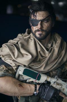 Metal Gear Solid - Snake - Defcon Unlimited - Gamescom
