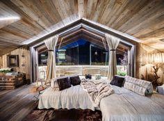 Дизайн проект интерьера деревянного дома