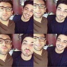 Gianluca and piero ♥