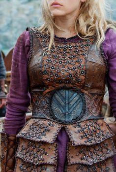 "stormbornvalkyrie: "" Vikings + Costume Details | © """