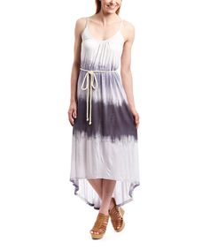 Look at this Big Star Lavender Tie-Dye Sienna Dress on #zulily today!