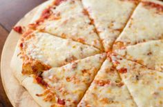 Awesome homemade pizza crust!