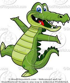 alligator clip art - Google Search
