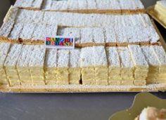 Prajitura Alba ca zapada reteta clasica Best Pastry Recipe, Pastry Recipes, Romanian Desserts, Romanian Food, Cheesecake Recipes, Dessert Recipes, Pastry Cake, Butcher Block Cutting Board, Cake Cookies