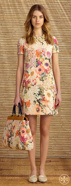Tory Burch Resort 2014..♥✤ | Keep the Glamour | BeStayBeautiful
