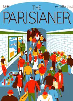 The Parisianer - Virginie Morgand