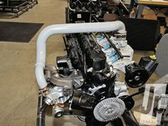 Banks complete bolt on turbo kit for a 4.0 inline engine for under $3,000.00. A 45 percent power increase!