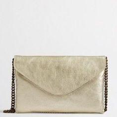 Host Pick J. Crew Factory Envelope Bag
