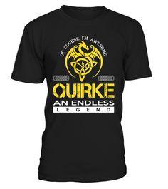 QUIRKE An Endless Legend