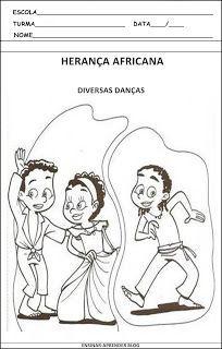ATIVIDADES SOBRE A CONSCIÊNCIA NEGRA 2012   Cantinho do Educador Infantil