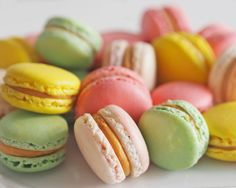 REB'S KITCHEN: French macarons   fresshion