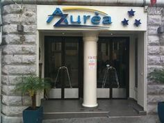 Nice Hotel Azurea France, Europe Hotel Azurea is conveniently located in the popular Train Station area. The hotel has everything you need for a comfortable stay. Free Wi-Fi in all rooms, Wi-Fi in public areas, elevator, pets allowed, safety deposit boxes are on the list of things guests can enjoy. Guestrooms are designed to provide an optimal level of comfort with welcoming decor and some offering convenient amenities like television LCD/plasma screen, internet access – wirel...