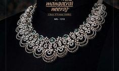 Emerald Jewelry, Diamond Jewelry, Diamond Pendant, Diamond Rings, Indian Gowns Dresses, Jewelry Necklaces, Jewellery, Cute Funny Baby Videos, Sarees
