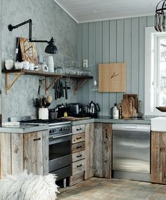 The current vogue for using a grey colour palette... • THE LIFESTYLE EDITOR