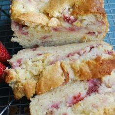 Strawberry Cream Cheese Bread