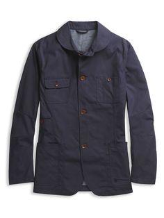 Plectrum Jacket Blazer Hybrid | Ben Sherman