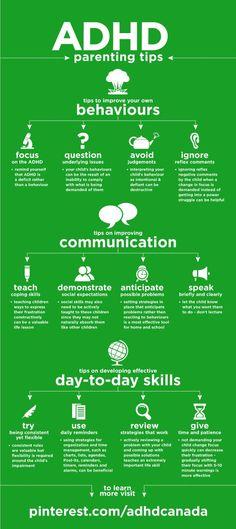 ADHD strategies.