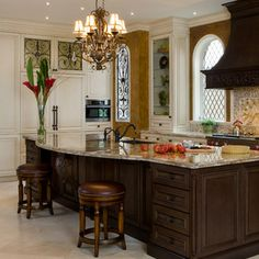 1000 Images About Kitchens On Pinterest Traditional Kitchens Wellborn Cabinets And Kitchen