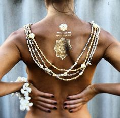 Boho bohemian gypsy hippie necklace. For more follow www.pinterest.com/ninayay and stay positively #pinspired #pinspire @ninayay