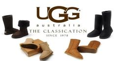 It's here! The Classic II Boot Collection gives you the traditional UGG look with technical upgrades - water & stain resistance and improved traction.