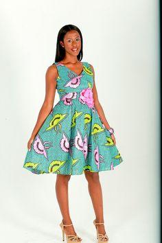 Ankara Blue Party Dress, African Dress Blue And Pink Wax Print, Handmade short Dress, Cocktail Mini Dress, Ankara Fabric Dress African Print Jumpsuit, African Print Dresses, African Dresses For Women, African Print Fashion, African Attire, African Theme, African Outfits, Ankara Fashion, African Prints