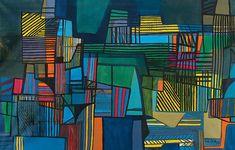 Burle Marx revela lado pintor em exposição em São Paulo