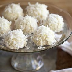 Coconut Snowball Cookies Recipe « Go Bold with Butter