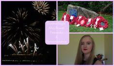BONFIRE NIGHT, MAYFLOWER FIREWORKS & REMEMBRANCE | WEEKLY VLOG #11 | Mor...
