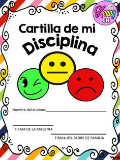 SEMÁFOROS DE CONDUCTA (5) Class Management, Classroom Management, English Activities For Kids, Spanish Music, Dual Language, Guerrilla, Kids Education, Bullying, Behavior
