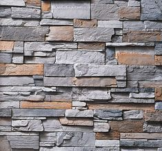 Fireplace - Cultured Stone Platinum Pro-Fit Ledgestone swatch