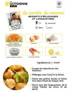 Coup de food aujourd 39 hui farida vous a concoct une - C est au programme recettes cuisine france 2 ...