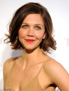 At 37 years old actress Maggie Gyllenhaal said she is deemed 'too old' to play a 55-year-old's love interest